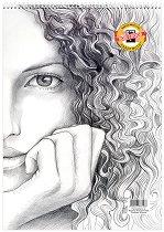Скицник за рисуване - Формат A4 - продукт
