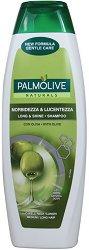 Palmolive Naturals Long & Shine Shampoo - маска