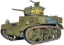 Танк - M3A1 Stuart - Сглобяем модел - макет