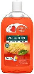 Palmolive Hygiene Plus Family Liquid Handwash Refill - Пълнител за течен сапун с прополис - гел