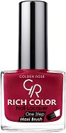 Golden Rose Rich Color - Лак за нокти с гел технология - олио