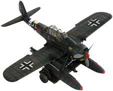 Военен самолет - Arado AR-196 A - Сглобяем авиомодел -