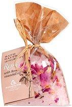 Ароматни соли за вана - Роза -