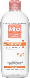 Mixa Anti-Dryness Micellar Water - пяна