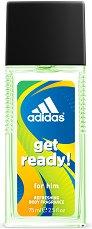 Adidas Men Get Ready -