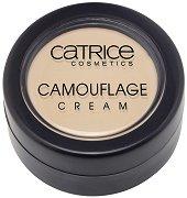 Catrice Camouflage Cream - Дълготраен крем-коректор - крем