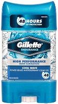 Gillette Pro Power Beads Cool Wave Antiperspirant - Део гел против изпотяване с микрогранули - крем