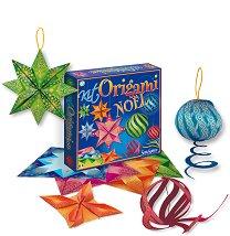 Оригами - Коледна украса -