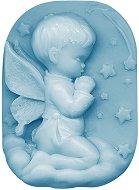 Син глицеринов сапун - Детска нежност - дезодорант