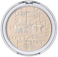 """Catrice All Matt Plus Shine Control Powder - Дълготрайна матираща пудра за лице от серията """"All Matt Plus"""" - олио"""