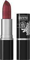 """Lavera Beautiful Lips Lipstick - Кремообразно червило от серията """"Trend Sensitiv"""" -"""