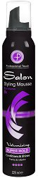 Professional Touch Salon Styling Mousse Super Hold - душ гел