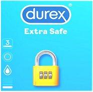 Durex Extra Safe - Опаковки от 3 и 18 броя - шампоан
