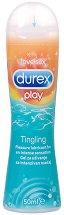 Durex Play Tingling - Интимен лубрикант с изтръпващ ефект -