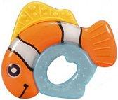 Дъвкалка с охлаждащ ефект - Рибка - За бебета над 3 месеца -