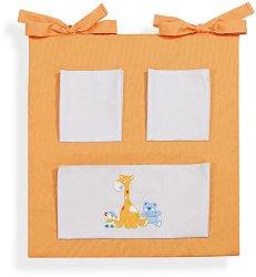 Органайзер за бебешко креватче - Жираф - продукт