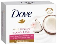 "Dove Purely Pampering Coconut Milk Cream Bar - Крем сапун от серията ""Purely Pampering"" - лак"