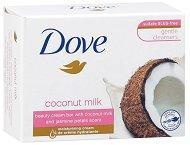 Dove Purely Pampering Coconut Milk Cream Bar - спирала