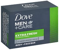 "Dove Men+Care Extra Fresh Body & Face Bar - Крем сапун за мъже от серията ""Men+Care Extra Fresh"" - лак"