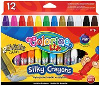 Гел-стик пастели - Комплект от 12 цвята