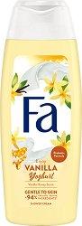 Fa Yoghurt Vanilla Honey Shower Cream - шампоан
