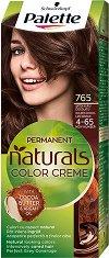 Palette Naturals Color Creme - Подхранваща трайна крем боя за коса - продукт