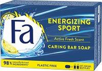 Fa Energizing Sport Caring Bar Soap - маска