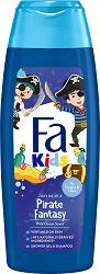 Fa Kids Pirate Shower Gel & Shampoo - серум