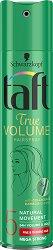 Taft True Volume Mega Strong Hairspray - шампоан