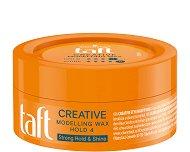 Taft Looks Creative Look Modelling Wax - Вакса за коса за екстра силна фиксация -