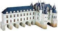 Замъкът Шенонсо, Франция - 3D пъзел -