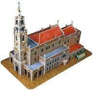Катедралата във Фатима - 3D пъзел - пъзел