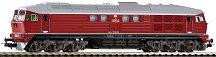Дизелов локомотив - T679.2 - ЖП модел -