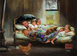 Семейно щастие - Даян Денгъл (Dianne Dengel) - пъзел