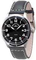 """Часовник Zeno-Watch Basel - Navigator Quartz 6569-515Q-a1 - От серията """"Precision"""""""