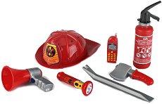 Стани пожарникар - Детски комплект за игра -