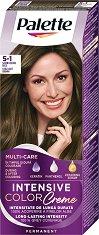 Palette Intensive Color Creme - Tрайна крем боя за коса - боя