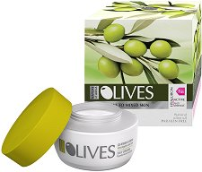 Nature of Agiva Olives Mediterranean Day Cream - крем