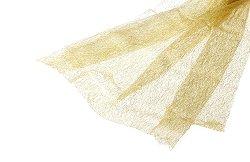 Текстилна мрежа - златиста