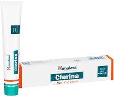 Himalaya Clarina Anti Acne Cream - Крем за лице против акне и розацея -