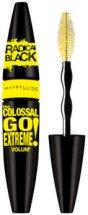 Maybelline Volume Express Go Extreme Radical Black - Спирала за обем с наситено черен цвят - серум