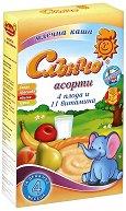 Инстантна млечна каша - Асорти - продукт