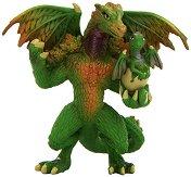 """Драконът на гората - Фигура от серията """"Герои от приказки и легенди"""" -"""