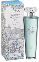 Woods of Windsor Blue Orchid and Water Lily EDT - шампоан