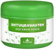 Антицелулитен масажен крем - С пет етерични масла -
