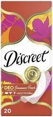 Discreet Deo Summer Fresh - продукт