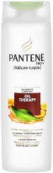 Pаntene Oil Therapy Shampoo - маска