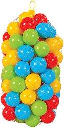 Пластмасови топки - С диаметър 6 cm - играчка
