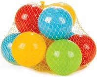 Пластмасови топки - С диаметър 9 cm - играчка