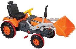 Фадрома - Excavator - Детски трактор с педали -